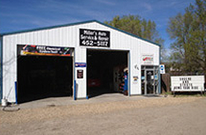 Our Garage | Miller's Auto Service & Repair