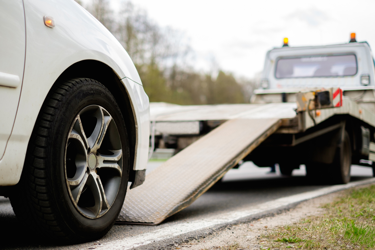 Towing | Miller's Auto Service & Repair